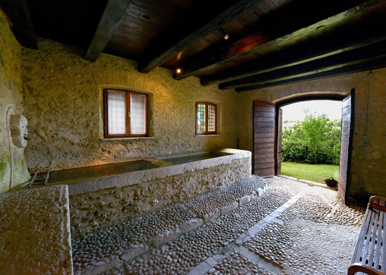 Le case vacanza charming holiday homes for Grandi piani di una casa da ranch di storia